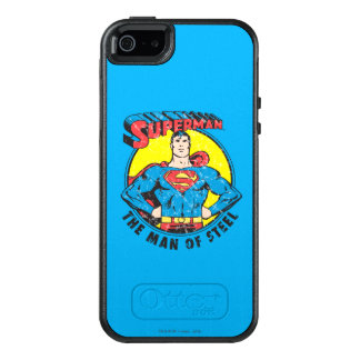 Supermann der Mann des Stahls OtterBox iPhone 5/5s/SE Hülle