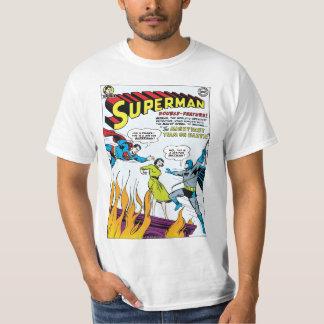 Supermann (Doppelt-Eigenschaft mit Batman) T-Shirt