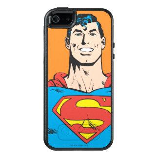 Supermann-Fehlschlag-Rahmen OtterBox iPhone 5/5s/SE Hülle