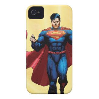 Supermann-Fliegen iPhone 4 Etuis