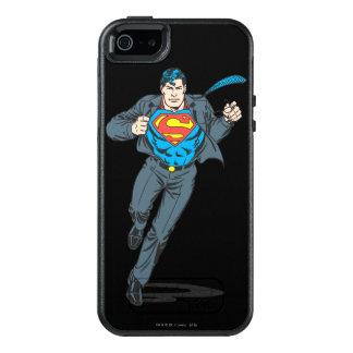 Supermann in der Geschäfts-Tracht OtterBox iPhone 5/5s/SE Hülle