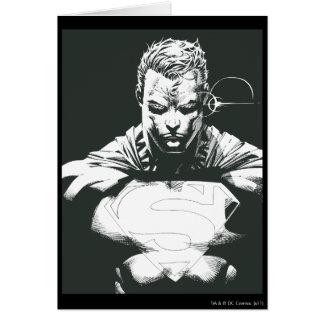 Supermann-Kontur Karte