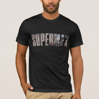 Supermann-Name T-Shirt