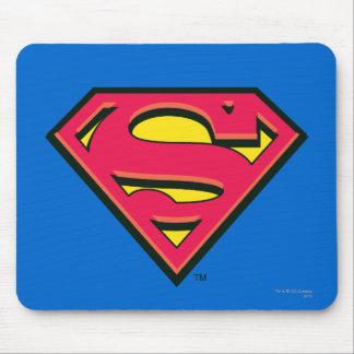 Supermann S-Schild | klassisches Logo Mauspads