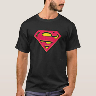 Supermann S-Schild | klassisches Logo T-Shirt