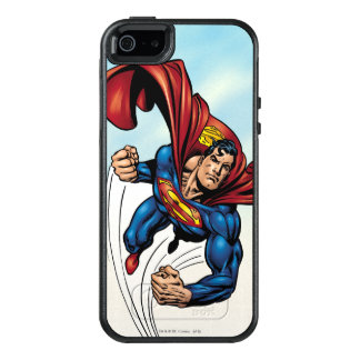 Supermann schnell durch die Luft OtterBox iPhone 5/5s/SE Hülle