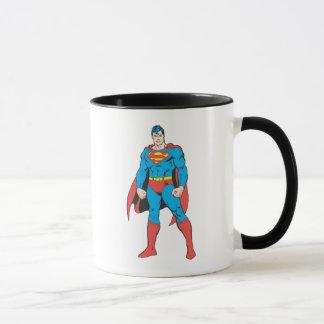 Supermann stehend tasse
