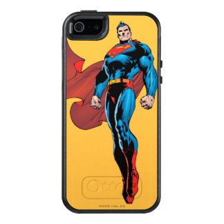Supermann steht groß OtterBox iPhone 5/5s/SE hülle