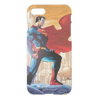 Supermann-täglicher Planet iPhone 7 Hülle
