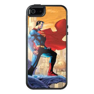 Supermann-täglicher Planet OtterBox iPhone 5/5s/SE Hülle