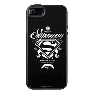 Supermann-Wappen OtterBox iPhone 5/5s/SE Hülle
