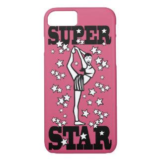 Superstar-Lächeln iPhone 7 Fall iPhone 8/7 Hülle