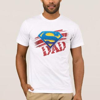 Supervati-Streifen T-Shirt
