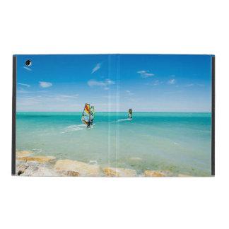 Surfen in das Blau Schutzhülle Fürs iPad