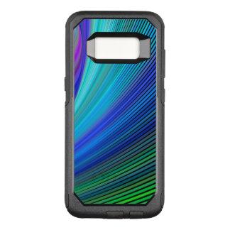 Surfen in eine magische Welle OtterBox Commuter Samsung Galaxy S8 Hülle
