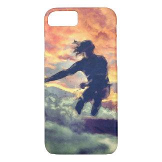 Surfen iPhone 8/7 Hülle