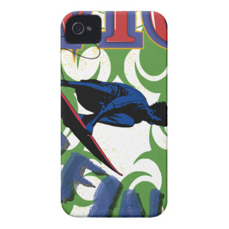 Surfen Stammes- iPhone 4 Cover