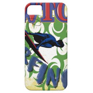 Surfen Stammes- iPhone 5 Schutzhülle