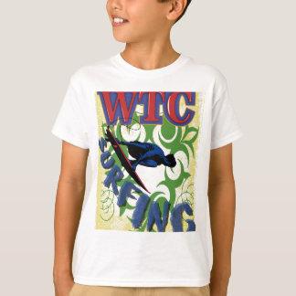 Surfen Stammes- T-Shirt