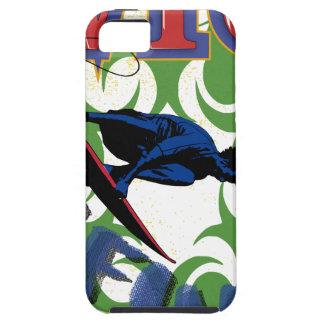 Surfen Stammes- Tough iPhone 5 Hülle