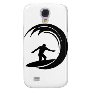 Surfer-Entwurf Galaxy S4 Hülle