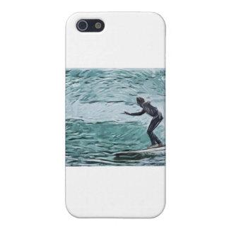 Surfer Etui Fürs iPhone 5