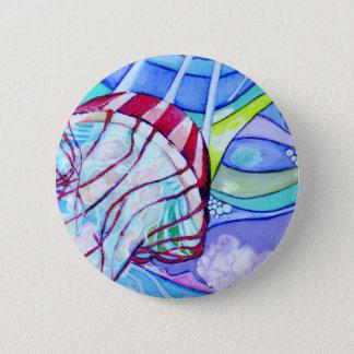Surfin Gelee Runder Button 5,7 Cm