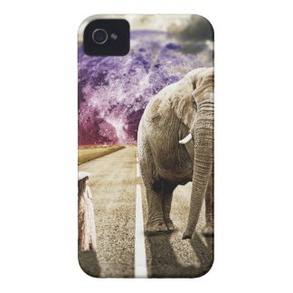 surreal Und MEIN ELEFANT ICH Case-Mate iPhone 4 Hüllen