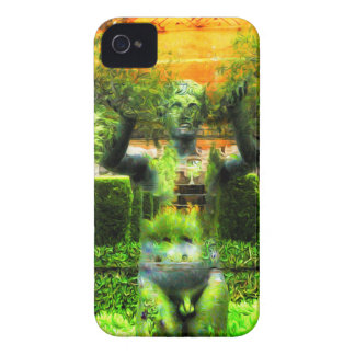 Surrealer Renaissance-Garten iPhone 4 Cover