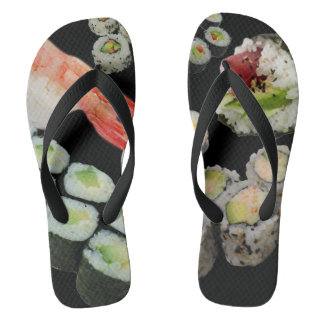 Sushi Badesandalen