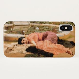 """""""Süß nichts"""" durch Godward iPhone X Hülle"""