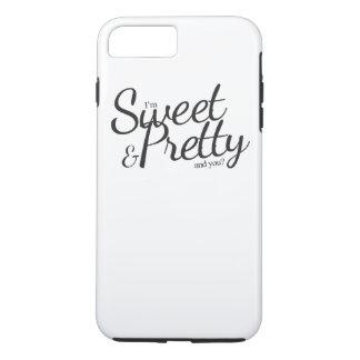 Süß und hübsch iPhone 8 plus/7 plus hülle