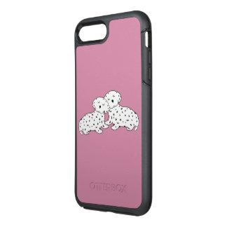 Süße dalmatinische Träume OtterBox Symmetry iPhone 7 Plus Hülle