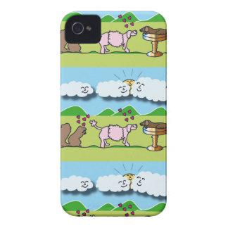 Süße Tiere Case-Mate iPhone 4 Hülle