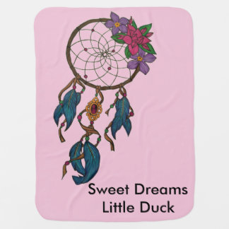 Süße Traum-Decke Kinderwagendecke
