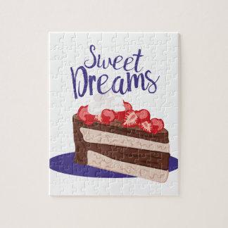 Süße Träume Puzzle