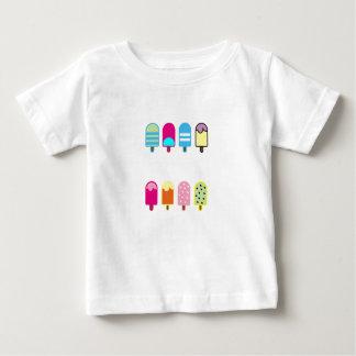 süßer Eiscreme Baby-Geldstrafe-Jersey-T - Shirt