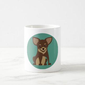 Süßer Hund Tasse
