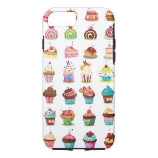 Süßer Kuchen iPhone 7 Hülle