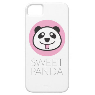 Süßer Panda iPhone 5 Case