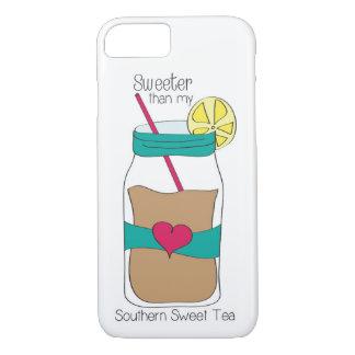 Süßer Tee-Telefon-Kasten iPhone 7 Hülle