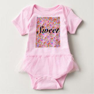 Süßes Baby-Ballettröckchen Baby Strampler