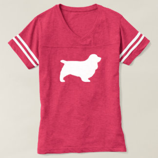 Sussexspaniel-Silhouette T-shirt