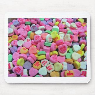Süßigkeits-Herzen