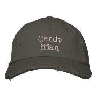Süßwarenhändler kann gestickte Kappe Bestickte Mützen