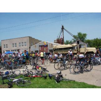 2013 Bike Tour Across Iowa