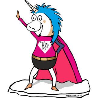 Superhero Unicorn