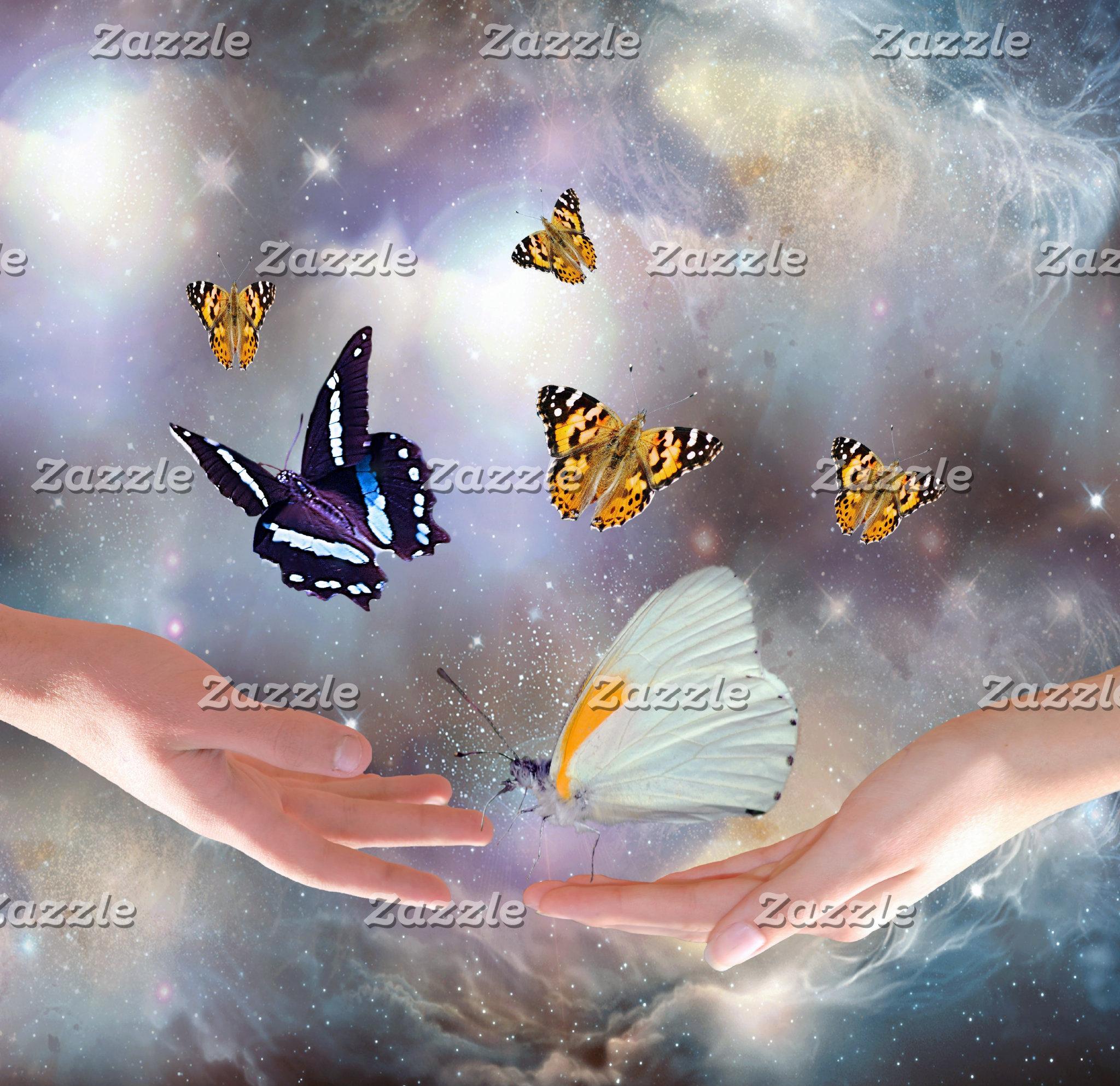 * Butterflies