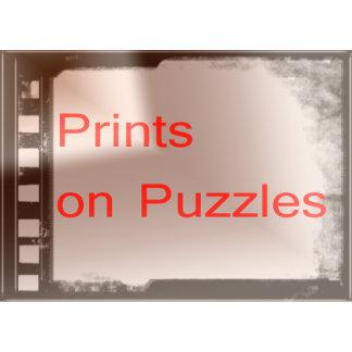 Prints on Puzzles