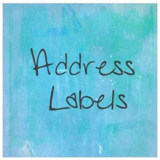 1. Address Labels